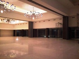 Partisi Geser Lipat Ballroom Hotel Aston Luwuk Sulawesi